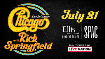 None - Chicago & Rick Springfield at SPAC