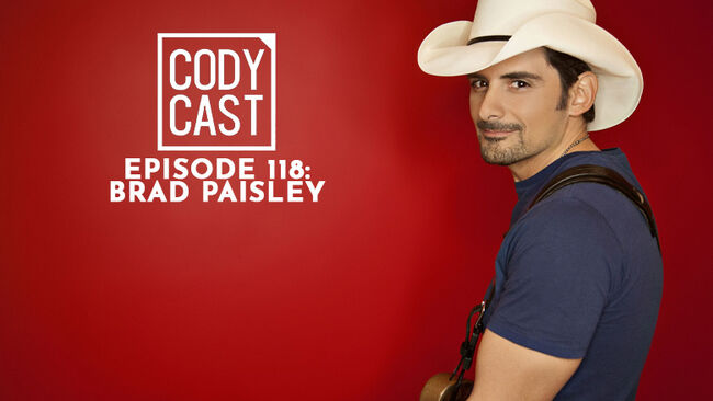 Cody Cast: Brad Paisley Thinks He Is Special