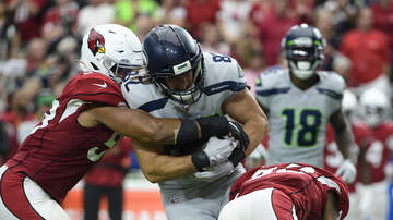 Seattle Seahawks - Jadeveon Clowney, Jarran Reed, Mychael Kendricks all active against Vikings