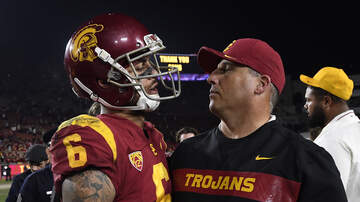 Petros And Money - Scott Wolf On The Latest With USC And Clay Helton