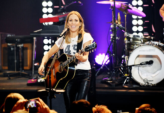 iHeartRadio LIVE With Sheryl Crow