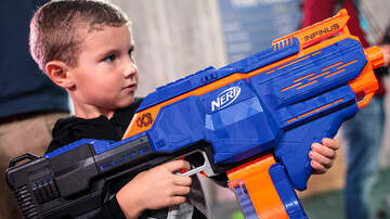 Meanwhile in Florida… - Florida Man Shoots Child In The Leg While Kids Played With Nerf Guns
