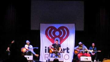 Austin James - Miracles And Music show Russell Dickerson, Jimmie Allen, and Ryan Hurd