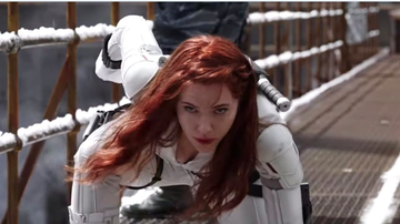 Johnjay And Rich - WATCH: First 'Black Widow' Teaser Trailer Is Here & It Looks Epic!