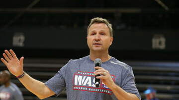 None - Former Thunder Coach Scott Brooks' Jersey Retired At UC-Irvine