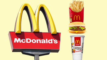 Weird, Odd and Bizarre News - McDonald's Hack On How To Eat A Meal With One Hand Has Internet Divided