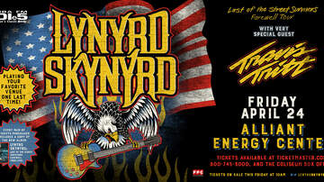 image for Lynyrd Skynyrd with Travis Tritt
