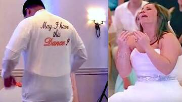 Leigh Ann and Jeremy - Groom Wore Shirt That Makes Bride Break Down!