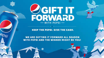 Contest Rules - Pepsi Gift It Forward