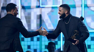Frankie V and the JAM'N Morning Show - Drake named most streamed artists on Spotify of this decade