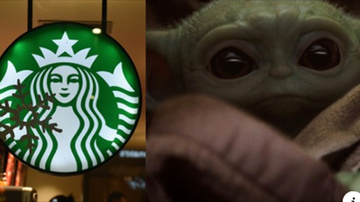 Ryan - You Can Get A Baby Yoda Frap From Starbucks