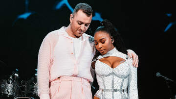 Entertainment News - Sam Smith & Normani Finally Perform 'Dancing With A Stranger' Together