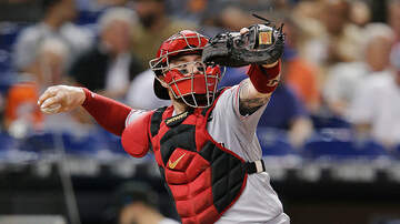 Mo Egger - ESPN1530 On Demand: Reds Catcher Tucker Barnhart.