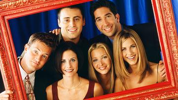 Entertainment News - Netflix Announces Date 'Friends' Will Depart The Streaming Platform