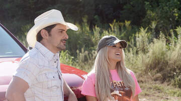 Music News - Carrie Underwood's Driving Scares Brad Paisley To Death