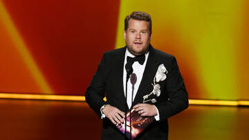 Kramer and Geena Mornings - James Corden says that Kanye West canceled on him 2 times!