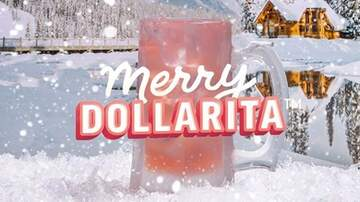 Mathew & Priscilla In The Morning - Applebee's Is Selling $1 Pomegranate Margaritas All December Long
