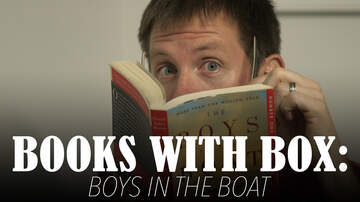 Bobby Bones - BooksWithBox: Lunchbox Reviews 'The Boys In The Boat' by Daniel James Brown