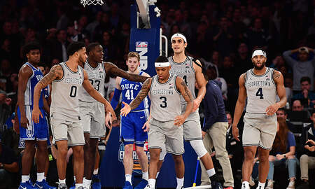 Sports Top Stories - Georgetown Players Leave The Team Amid Sexual Assault, Burglary Allegations