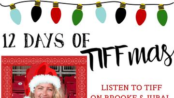 Tiffany - 12 Days of Tiffmas
