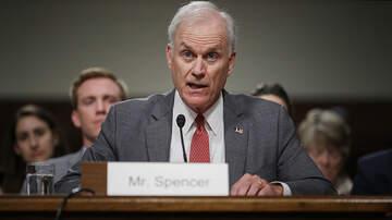 Defense - Former Navy Secy Speaks Out In New Op-Ed