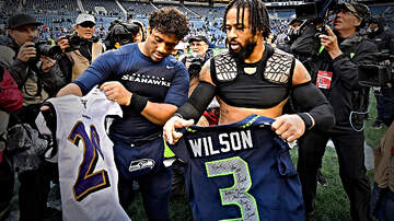 The Herd with Colin Cowherd - Colin Cowherd Predicts Baltimore Ravens vs. Seattle Seahawks Super Bowl