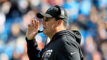 Sports Top Stories - Carolina Panthers Fire Head Coach Ron Rivera