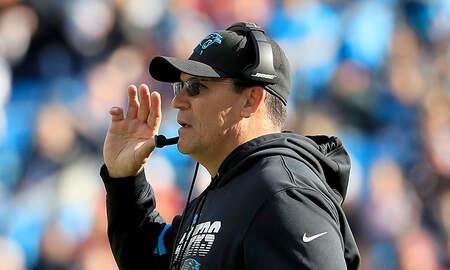 Sports Top Stories - Carolina Panthers Fire Head Coach Ron Rivera