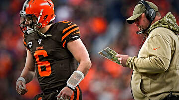 The Herd with Colin Cowherd - Freddie Kitchens is the Scapegoat for Baker Mayfield's Incompetence at QB