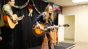 Behind the WEZL - Lainey Wilson Performs at 103.5 WEZL