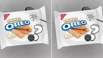 Reid - Oreo Released A Churro-Flavored Cookie & I Need About 5 Packs Of This