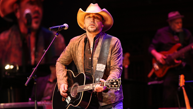 Jason Aldean Prepares For Emotional Return To Las Vegas After Route 91