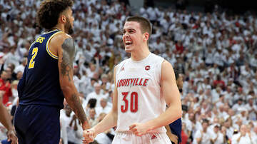 NewsRadio 840 WHAS Local News - Louisville Knocks Off Michigan In Top-Five Battle