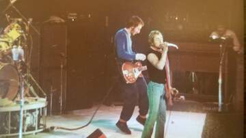 Mike McConnell - Pictures from The Who in 79
