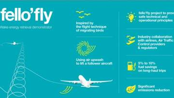 Aviation Blog - Jay Ratliff - Airbus to Test Tailgating to Save Fuel, Slash Costs, and Emissions