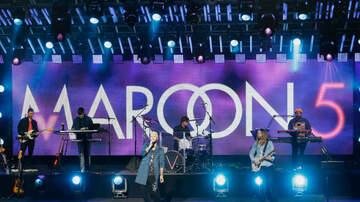 TJ, Janet & JRod - Maroon 5 Is Coming To OKC!!