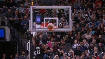 Paul and Al - James Harden's Slam Dunk That... Wasn't???