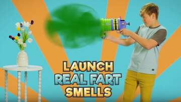 Paul and Al - Fart Launcher Topping Christmas Lists For Kids