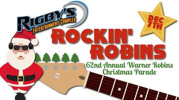 image for The 62nd Annual Warner Robins Christmas Parade