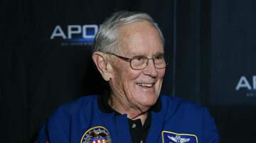 Texas News - Apollo 16 Astronaut Honored As Texan Of The Year