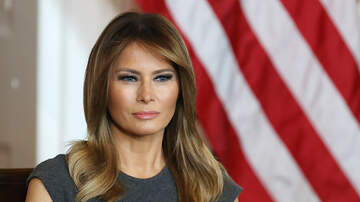 image for First Lady Melania Trump Being Honored As Woman Of Distinction By College