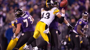 Adam Crowley - Troy Polamalu is uncomfortable with individual accolades