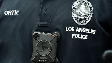 National News - LAPD Officer Accused Of Fondling Dead Woman's Breasts