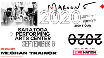 image for Maroon 5 at SPAC