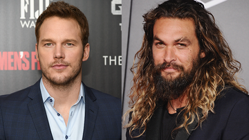Entertainment News - Jason Momoa Apologizes For Publicly Putting Chris Pratt On Blast