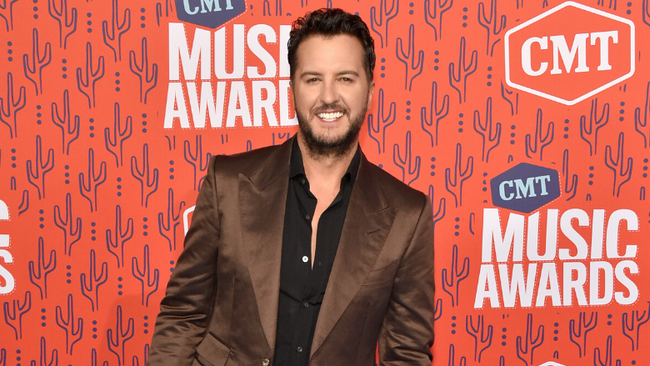 Luke Bryan Honors Late Niece With Giving Tuesday Campaign