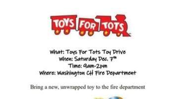 None - Toys For  Tots Drive