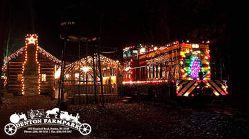 None - 11th Annual Country Christmas Train at Denton Farmpark
