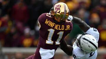 Gopher - Antoine Winfield Jr Named Big Ten Defensive Back of the Year | #KFANGophers