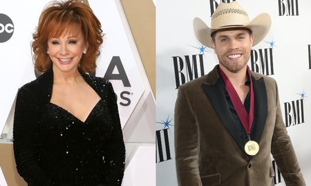 Music News - Dustin Lynch Kept Reba McEntire's Tissues From His Emotional Opry Induction